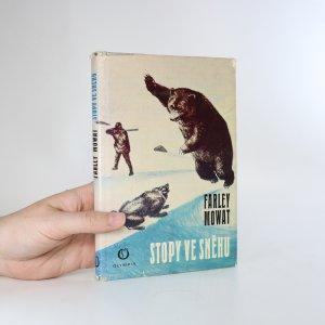 náhled knihy - Stopy ve sněhu
