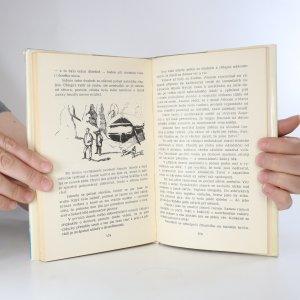 antikvární kniha Stopy ve sněhu, 1971