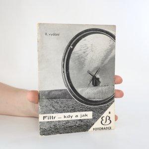 náhled knihy - Filtr, kdy a jak (žluté flíčky na ořízce)