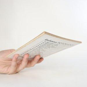antikvární kniha Filtr, kdy a jak (žluté flíčky na ořízce), neuveden