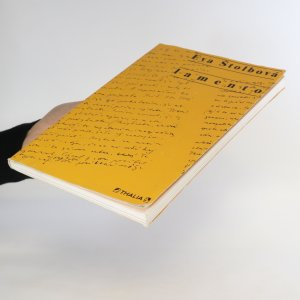 antikvární kniha Lamento, 1994