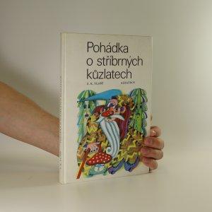 náhled knihy - Pohádka o stříbrných kůzlatech