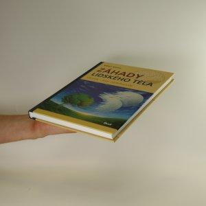 antikvární kniha Záhady lidského těla, 2008