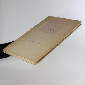 antikvární kniha Prsten na cestu, 1957