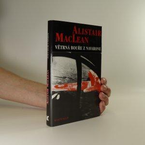 náhled knihy - Větrná bouře z Navarone