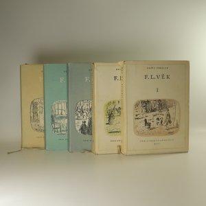 náhled knihy - F. L. Věk I.-V. díl (5 svazků, komplet)