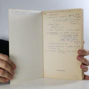 antikvární kniha Copak jsem vám někdy lhal?, 1992