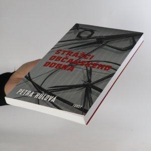 antikvární kniha Strážci občanského dobra, 2010