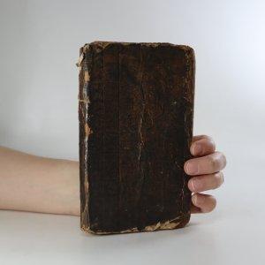 náhled knihy - Řeči, Episstoly a Ewangelia na wssecky neděle a swátky přes celý rok, i umučenj nasseho Spasitele