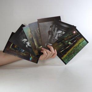 náhled knihy - 26x pohlednice Jan Saudek