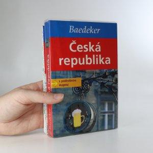 náhled knihy - Česká republika (vč. mapy)