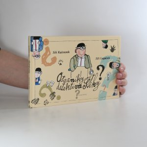náhled knihy - Otazníky detektiva Štiky
