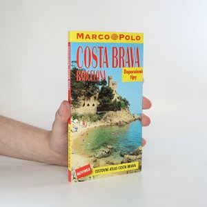 náhled knihy - Costa Brava, Barcelona