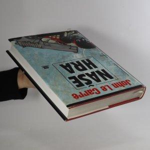 antikvární kniha Naše hra, 1996