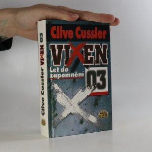 náhled knihy - Vixen 03. Let do zapomnění